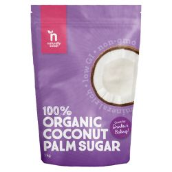Naturally Sweet Coconut Sugar 1000g Pouch