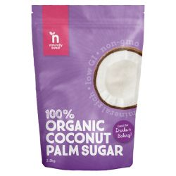 Naturally Sweet Coconut Sugar 2500g Pouch