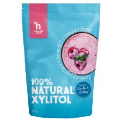 Naturally Sweet Xylitol 225g Pouch