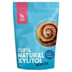 Naturally Sweet Birch Xylitol 500g Pouch